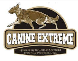 #81 for German Shepherd Logo by artist4
