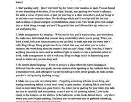 priya96411 tarafından Do some Blog Posting için no 9