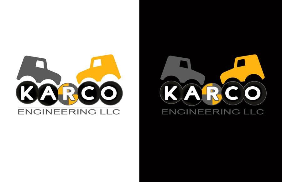 Penyertaan Peraduan #377 untuk Logo Design for KARCO Engineering, LLC.