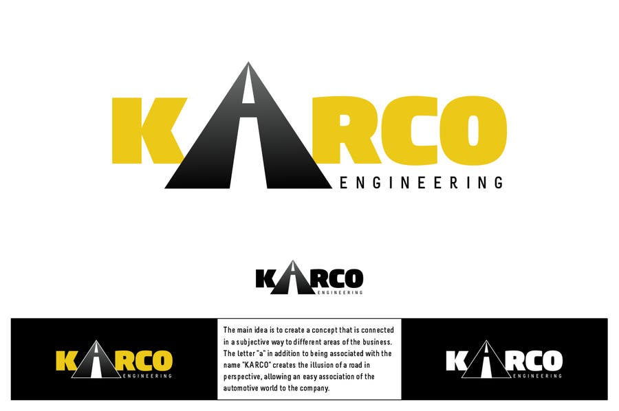 Contest Entry #317 for Logo Design for KARCO Engineering, LLC.