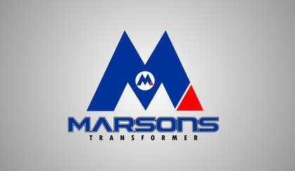 #103 for Design a Logo for MARSONS by nuwangrafix