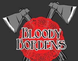 nº 13 pour Update logo for Bloody Bordens (just redraw it) par ceebee21