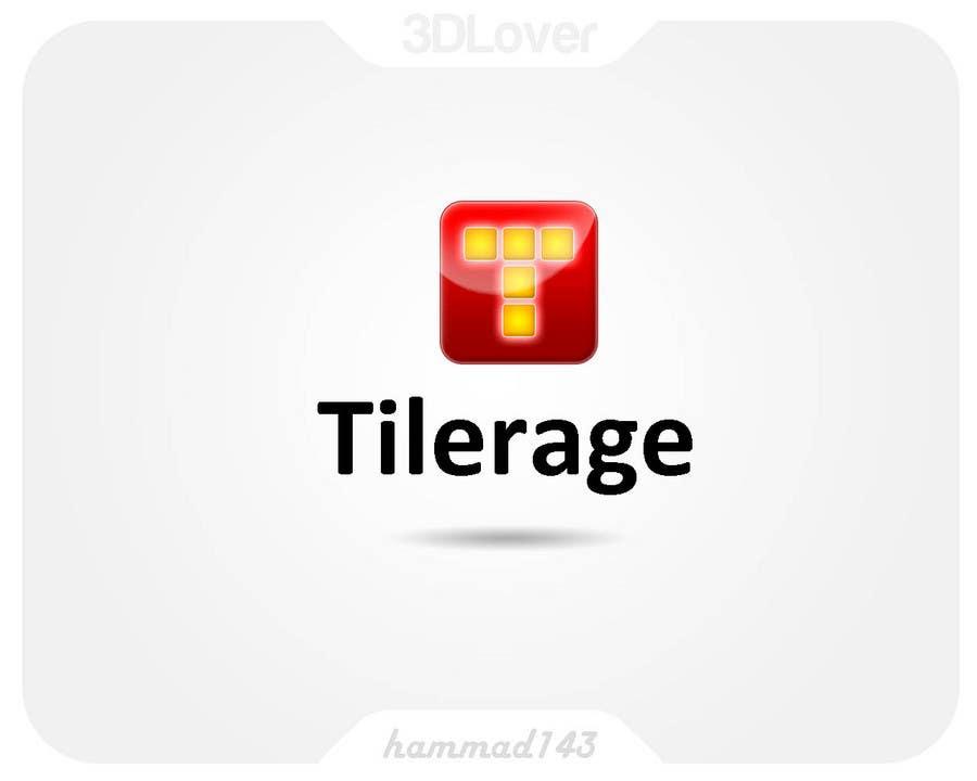 Penyertaan Peraduan #348 untuk Logo Design for Tilerage.com