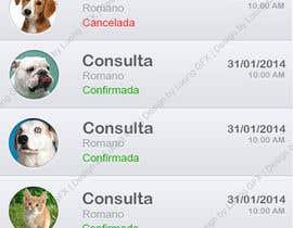 #15 para IOS 7.0 App Redesign por LuongGFX