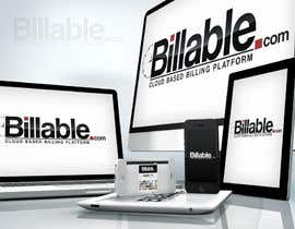 #187 para Design a Logo for Billable.com por RONo0dle