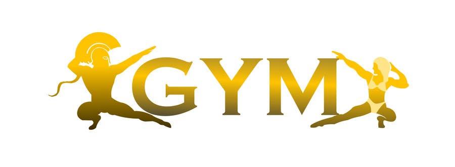 Penyertaan Peraduan #20 untuk Diseñar un logotipo for gym