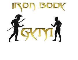 nº 19 pour Diseñar un logotipo for gym par renatsdelta