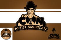 #109 for Logo Design for ConArtist American by rogeliobello