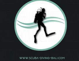 ROracion tarafından Create a logo for scuba-diving-bali.com için no 16