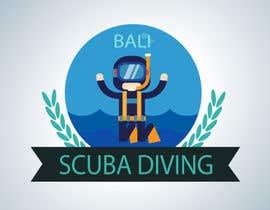 zakii tarafından Create a logo for scuba-diving-bali.com için no 5