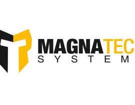 Nro 64 kilpailuun Design a Logo for Magnatech Systems käyttäjältä ceebee21