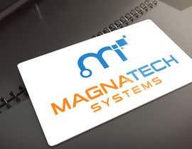 #354 untuk Design a Logo for Magnatech Systems oleh danbodesign