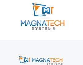 Nro 18 kilpailuun Design a Logo for Magnatech Systems käyttäjältä rajdesign2009