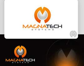 #173 for Design a Logo for Magnatech Systems by pinky