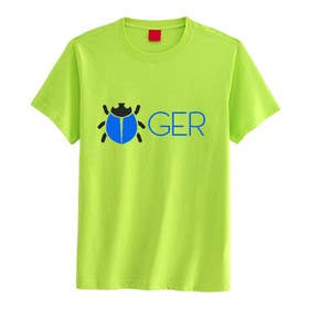 vishvjeetcheema tarafından Design a T-Shirt for swear words in picture with the rest of the letters için no 6