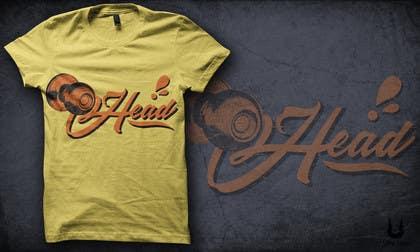 ultraspike tarafından Design a T-Shirt for a word Knobhead için no 7