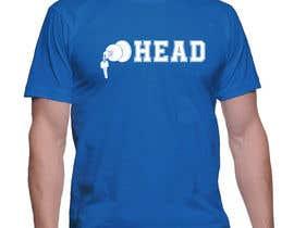 Moniruzzaman143 tarafından Design a T-Shirt for a word Knobhead için no 6