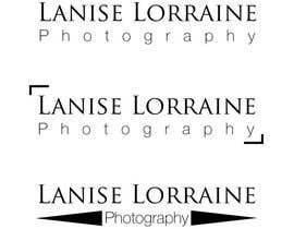 qasimvid tarafından Design a Logo for Lanise Lorraine Photography için no 30
