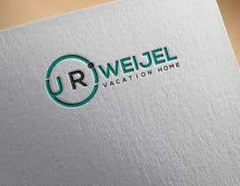 "sunlititltd tarafından desgin a logo for ""uri weijel"" boutique vacation home rental için no 39"