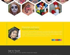 Nro 18 kilpailuun Design a Website Home page for luxuries resturant käyttäjältä priyanshiasthana