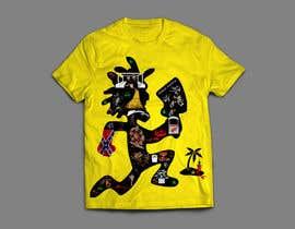 Mervin1983 tarafından Design a T-Shirt Juggalo Island için no 8