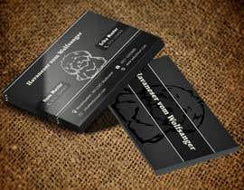 #7 para Design a business card for a hobby dog breed por cdinesh008