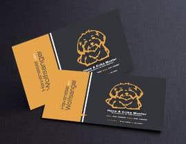 #3 para Design a business card for a hobby dog breed por Edrid