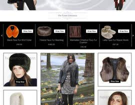 #13 untuk Homepage mock up for ecommerce site oleh Ankur0312