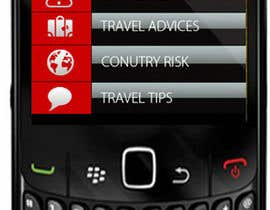 #3 para Design main and detail pages for travel security app on Blackberry por MagicalDesigner