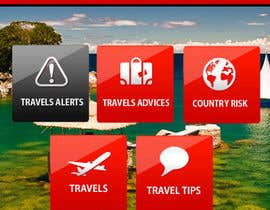 #9 para Design main and detail pages for travel security app on Blackberry por MagicalDesigner