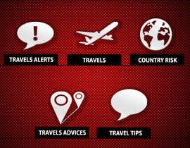 #14 para Design main and detail pages for travel security app on Blackberry por MagicalDesigner