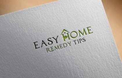 sonu2401 tarafından Design Logo for new Home Remedy Blog için no 55