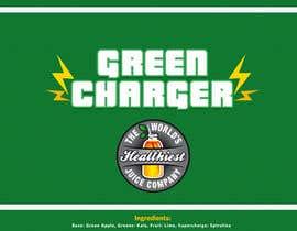 Nro 15 kilpailuun I need some Graphic Design for Green Juice Label käyttäjältä kSstr