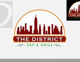 Nro 51 kilpailuun The District Tap & Grill käyttäjältä ntandodlodlo