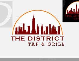 Nro 53 kilpailuun The District Tap & Grill käyttäjältä ntandodlodlo