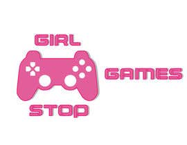 #11 untuk Logo and background. Girls Games. oleh ARCHIJO