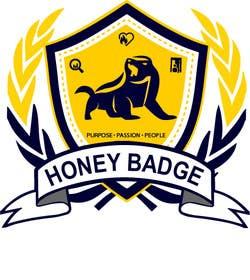 ramoncarlomaez tarafından Design the Honey Badge Non-profit Logo için no 43