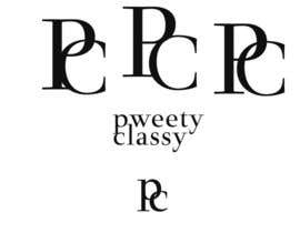 "#33 untuk Design a Logo for ""PWEETY CLASSY"" Fashion Blog oleh tropella"