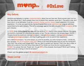 Nro 4 kilpailuun Design a Landing Page for MakeLoveNotPorn.tv ! käyttäjältä Moesaif