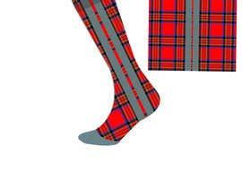 #54 untuk Design some Fashion for a sock oleh mariablasiak