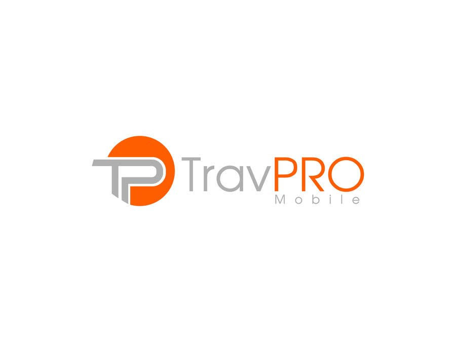 #365 for Design a Logo for a Travel Agent (B2B) Mobile Platform (TravPro Mobile) by seroo123