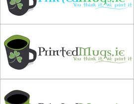 anthonymendoza91 tarafından Design a logo for a personalised mugs company - printedmugs.ie için no 20