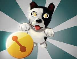 "Alexander3210 tarafından Illustrate a marketing image for the video game, ""french bulldog world"" için no 8"