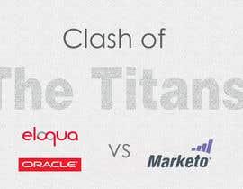 Nro 17 kilpailuun Design a Banner for MA Comparison - Clash of the Titans käyttäjältä bearxyl