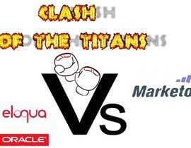 Nro 22 kilpailuun Design a Banner for MA Comparison - Clash of the Titans käyttäjältä ladee