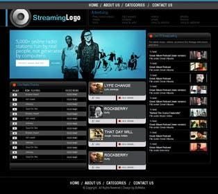 #15 untuk Custom streaming website oleh zicmedia