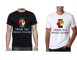 #15 untuk Design a T-Shirt for an University oleh VikiFil
