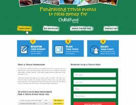 #99 untuk Design a Website Mockup for a campaign oleh robertlopezjr