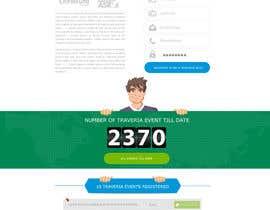 #119 untuk Design a Website Mockup for a campaign oleh DLS1