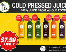 #7 untuk Design Poster for our Juice Company oleh ceebee21